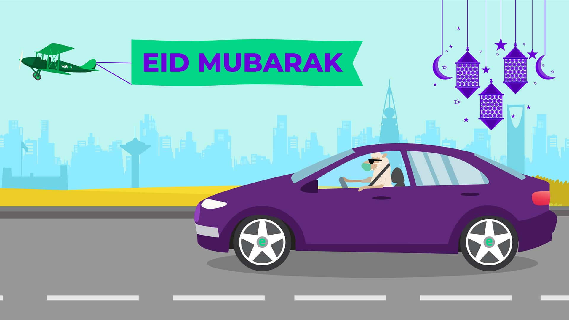 Celebrating Eid al-Adha with cautious during Covid-19 Pandemic