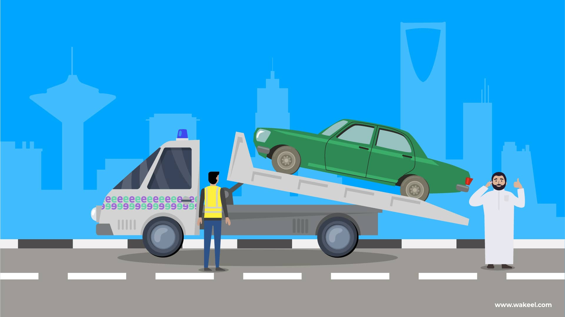 How Important Is the Insurance Add-On Towing Service?