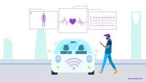 تكنولوجيا الرعاية الصحية تقود سيارات الغد