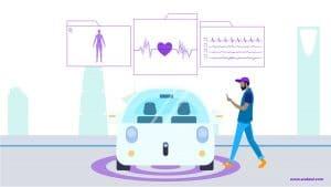 تكنولوجيا الرعاية الصحية تقود سيارات الغد - وكيل