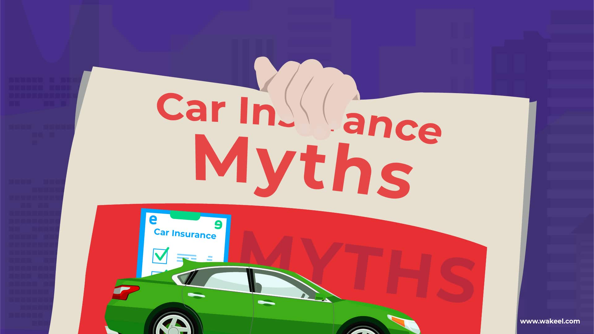 Separating Fact from Myth in Car Insurance