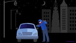 سرقة السيارات السعودية